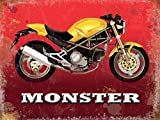 ART/ARTWORK - Licensed Collectibles, Vintage, Antique And Original Designs - LOVELY MOTORCYCLE AND SCOOTERS THEMED HOME / OFFICE DECOR [3542210930] -
