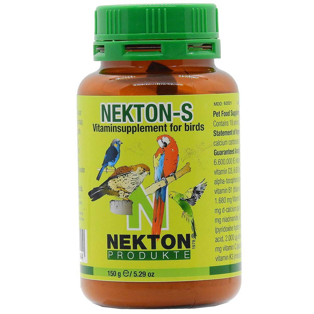 Nekton-S Multi-Vitamin for Birds, 150gm by Nekton
