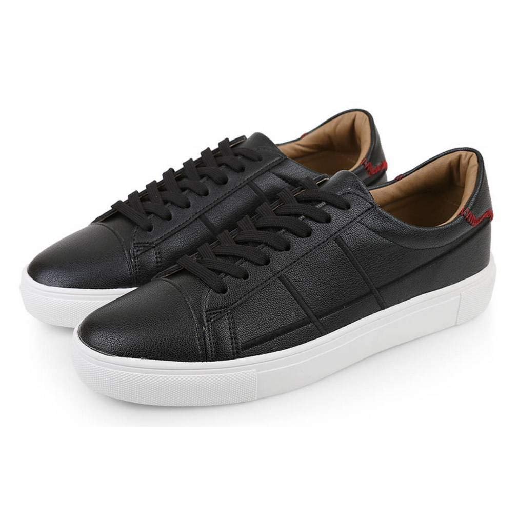 EpicStep Mens Casual Comfortable Stylish Leather Loafers Fashion Sneakers Shoes