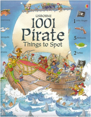 1001 Pirate Things to Spot (1001 Things to Spot)]()