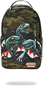 SPRAYGROUND BACKPACK JURASSIC WORLD SHARK
