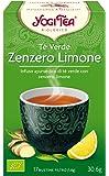 Yogi Tea Tè Verde Zenzero Limone - 30.6 gr