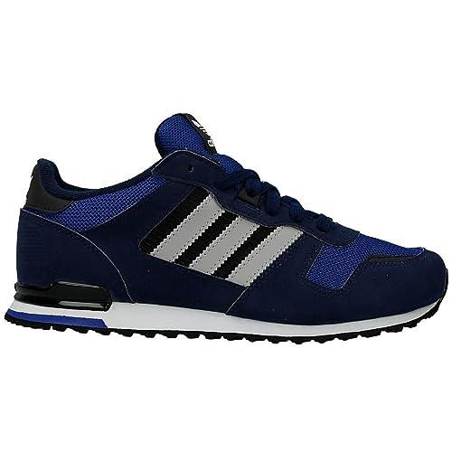 low priced f1c55 380b7 ... norway zapatillas adidas zx 700 k azul royal gris solid blanco 37 1 3  amazon.