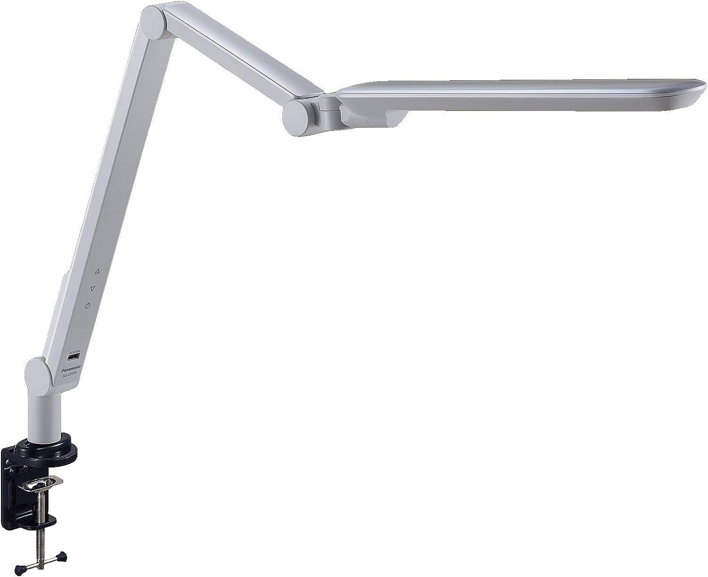 パナソニック LEDデスクライト クランプ型 SQ-LC516-W