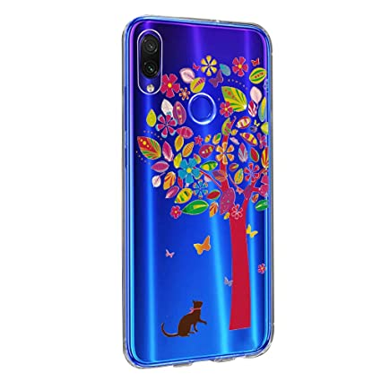 Amazon.com: Funda compatible con XiaoMi RedMi Note 7 / RedMi ...