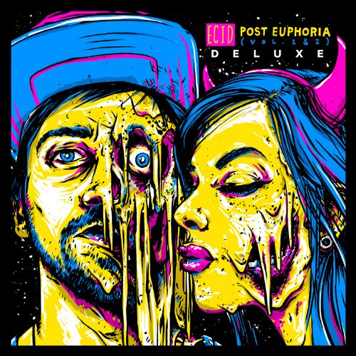 Ecid - Post Euphoria, Vol. 1 and 2 (LP Vinyl)