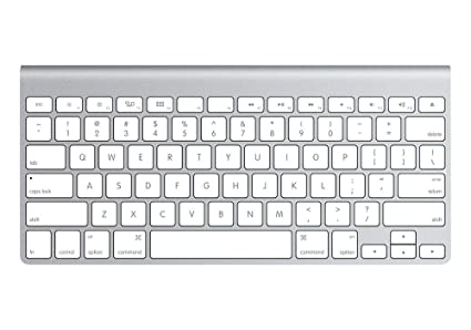 13c7bb76180 Image Unavailable. Image not available for. Color: Apple Wireless Keyboard  ...