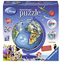 Ravensburger 3D puzzle - Disney Globe (180 pc)