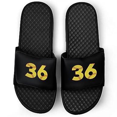 8d4a49e00e56 Amazon.com  Softball Stitch Slide Sandals