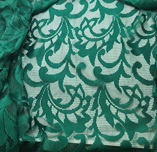 Dynasty Green Apostrophe Day Lace Maggy London ()