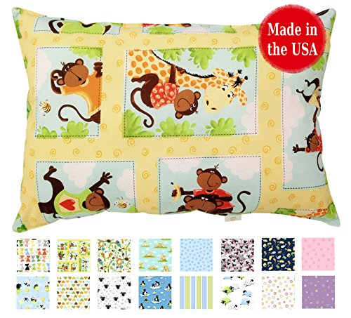 Printed YOUTH PILLOW Hypoallergenic StitchedPREMIUM product image