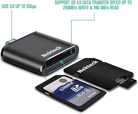 InkStop 59 in One Compact USB 2.0 Card Reader