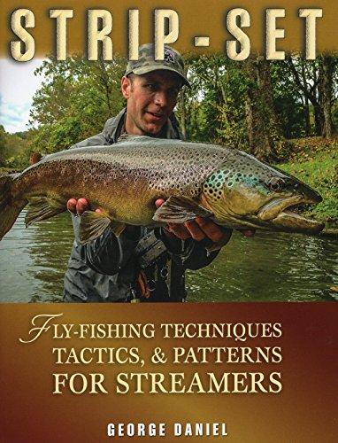A comprehensive book on tactics for streamers, including new approaches for trout, steelhead, muskie, and bass. Features over 450 detailed photos and illustrations of casting and presenting streamers.Patterns from several of the most prominent contem...