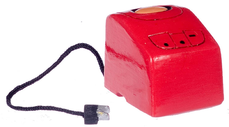 Amazon.es: Casa De Muñecas 1:12 Escala Miniatura Accesorio de Cocina Rojos Panificadora Panificadora: Juguetes y juegos