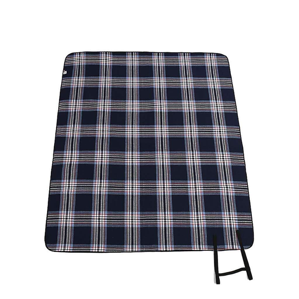ZKKWLL Picnic Blanket Picnic mat Waterproof Backing Outdoor Carpet mat Folding Camping Handbag Light Oversized Carpet Picnic mat by ZKKWLL
