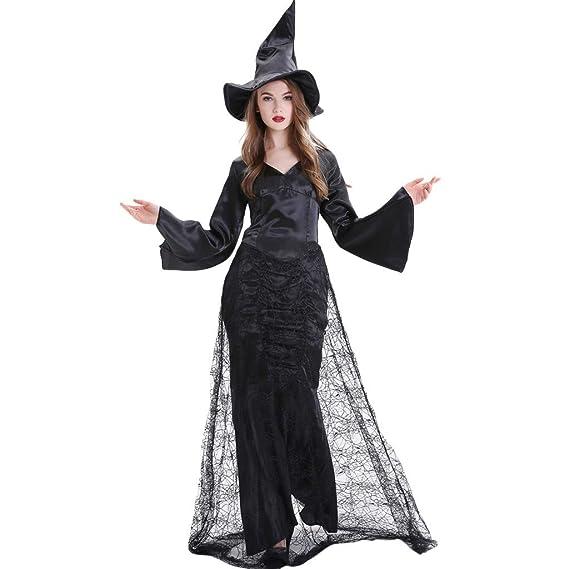 Amyline Vestido para Mujeres, Halloween para Mujer Casual Vestido ...