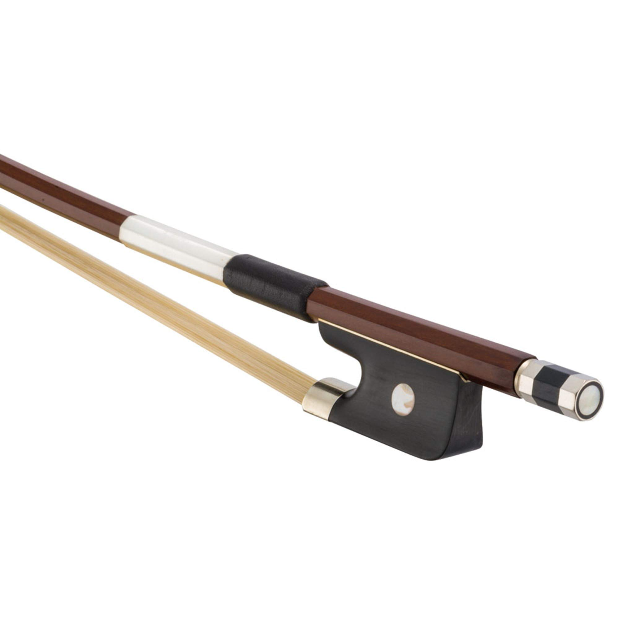 Schmidt Workshop Double Bass Bow 3/4 Size French