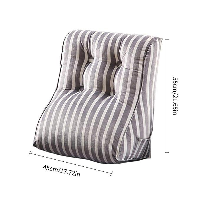 Amazon.com: Taimot Plush Triangle Cushion Pillow Filling ...