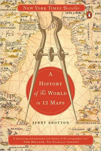 Amazon a history of the world in 12 maps 9780143126027 jerry amazon a history of the world in 12 maps 9780143126027 jerry brotton books gumiabroncs Choice Image