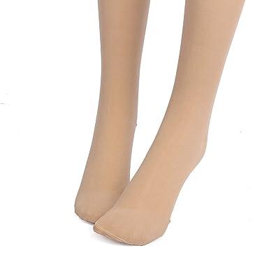 038c92e26 Women Full Length (Knee high) woolen Socks Pack of 3 -colour Skin ...