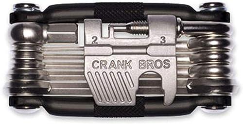 Crankbrothers Mini Bike Tools Multi 19 Tool Black + Case