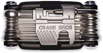 crankbrothers mini bike tools multi 19 tool black case