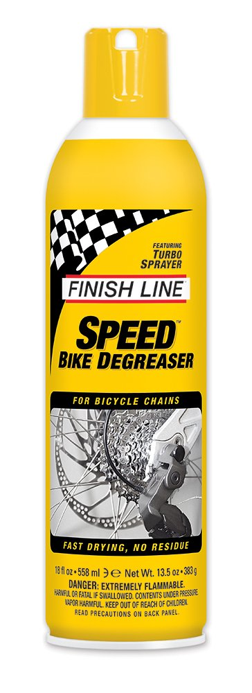 Finish Line Speed 1 Bike Chain Degreaser