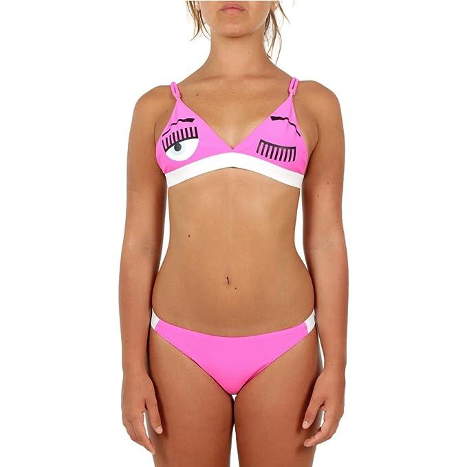 840bdc3663ec Chiara Ferragni Bikini Flirting Donna MOD. CFBK001 S: Amazon.it ...