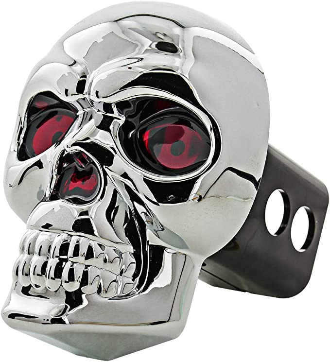 Show Chrome Accessories 4-229 Trailer Hitch Ball Cover