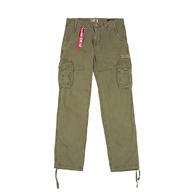 Pants Alpha Industries Hose Größe 30 Clothing, Shoes & Accessories