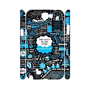 The Fault In Our Stars DIY 3D For Case HTC One M8 Cover ,personalized phone case ygtg-318772