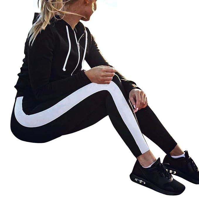 Pantalones Yoga Mujeres, Xinantime Pantalones de Fitness ...