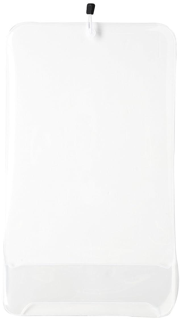 利益漂流凍るヒラ商 ランドセルカバー ブラック×クリア 大型ワイドタイプ対応 MARVEL アベンジャーズ CRSC-13