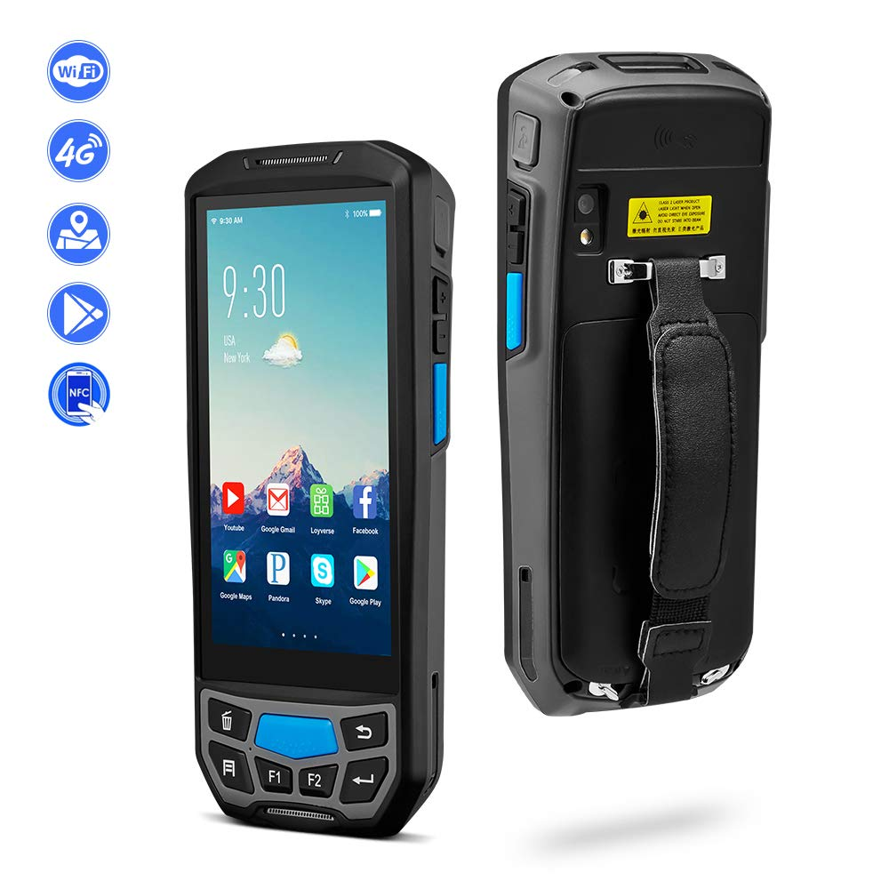 Android 7.0 Rugged Handheld POS Terminal with NFC