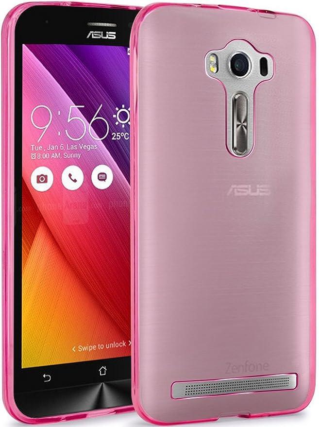 ASUS Zenfone 2 láser z5550kl - Funda - carcasa de silicona ...