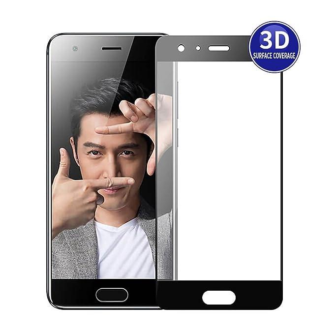 15 opinioni per X-Dision Huawei Honor 9 (Nero) Pellicola Protettiva 3D Protezione per Schermo