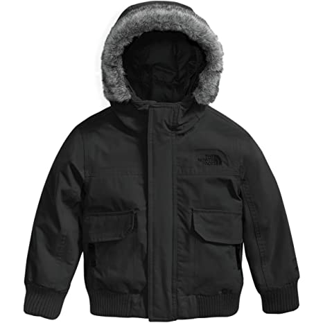 56b1f785302a the north face Todd Boys Gotham Down Jacket - TNF Black - 5t  Amazon.in   Baby