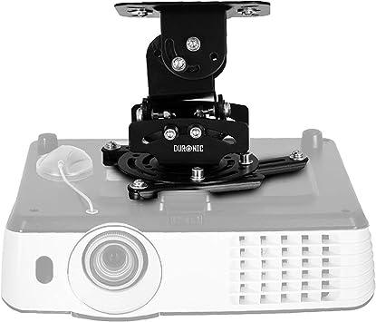 Duronic PB03XB Soporte para Proyector de Techo y Pared: Amazon ...