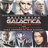 Battlestar Galactica - The Plan / Razor by Bear McCreary (2010-02-23)
