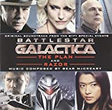 Battlestar Galactica: The Plan / Razor by Bear McCreary (2010-02-23)