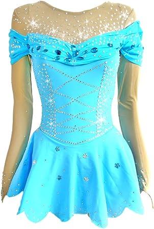 Jolie Vestido de Patinaje artístico Rendimiento de Competencia ...