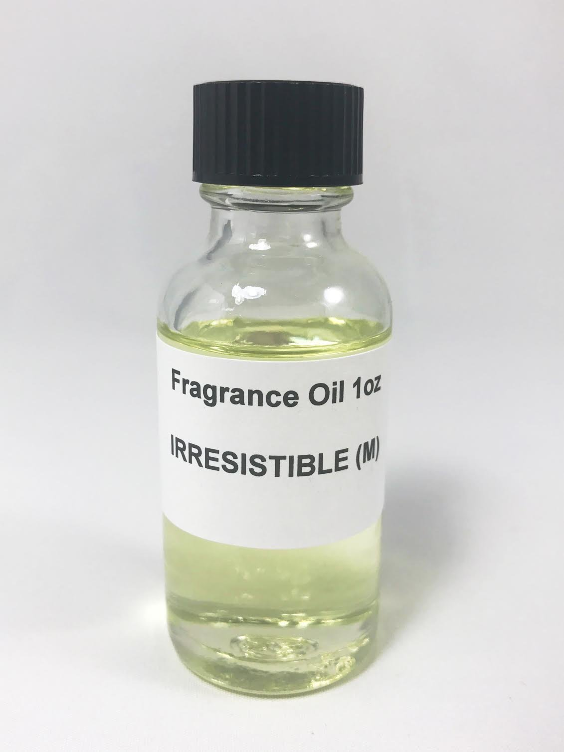 IRRESISTIBLE (M) Fragrance Oil 1oz Perfume Body Oil Made in USA