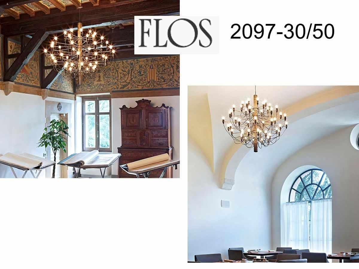 Lampadario flos 2097 lampadari flos bello acquista nuove for Acquisto led online