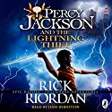 The Lightning Thief: Percy Jackson, Book 1 Audiobook by Rick Riordan Narrated by Jesse Bernstein