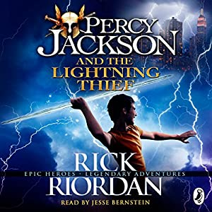 The Lightning Thief: Percy Jackson, Book 1 Audiobook