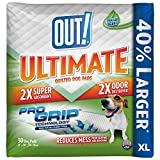 OUT! Ultimate Pro-Grip XL Dog Puppy Pads, Extra Large - 30-Count