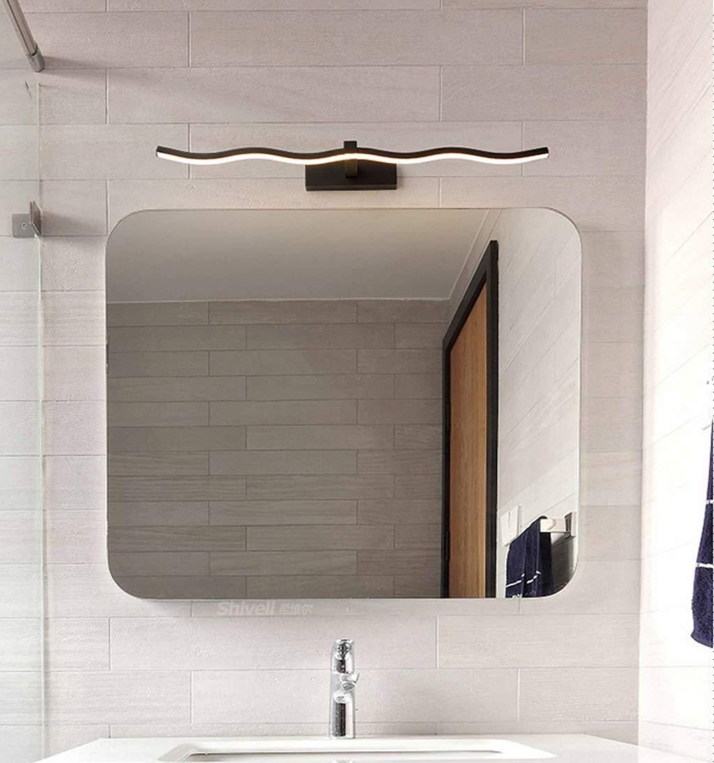 JBP max Spiegelleuchte Badezimmerlicht Einfache und Moderne LED Spiegel Spiegel Spiegel Scheinwerfer Kosmetikspiegel Schranklampe - JBP20,Warmlight,8W 40cm 664c91