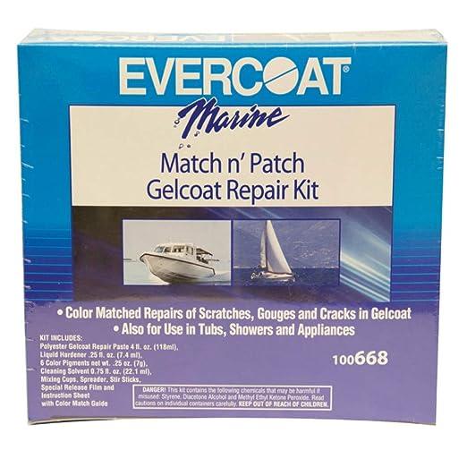 Evercoat 100668 Gelcoat Repair Kit- 4 fl  oz