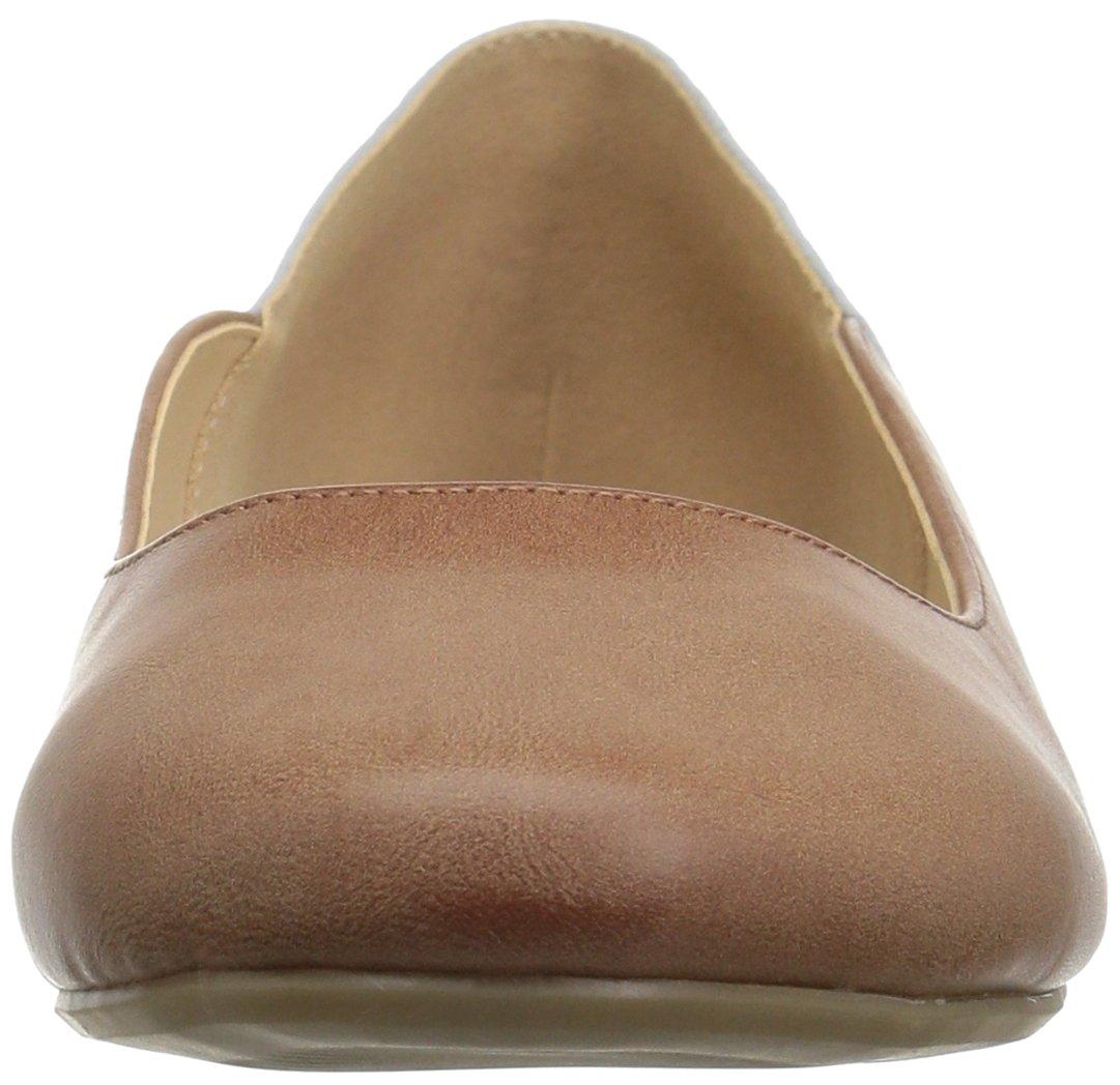 Callisto Women's Fordye Ballet Flat B06XT8ZN7P 9.5 B(M) US|Tan
