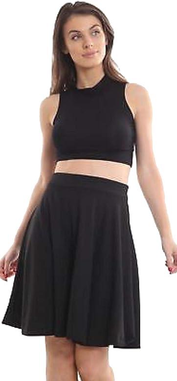 Highland Fashion - Falda - Trapecio o Corte en A - para Mujer ...